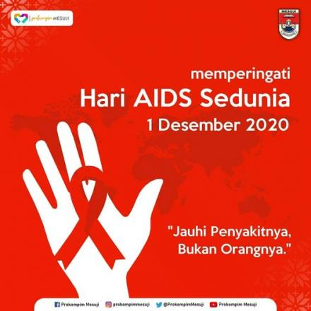 Memperingati Hari AIDS Sedunia